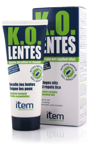 K.O. LENTES REPULSIF BAUME DECOLLEURE 100ml