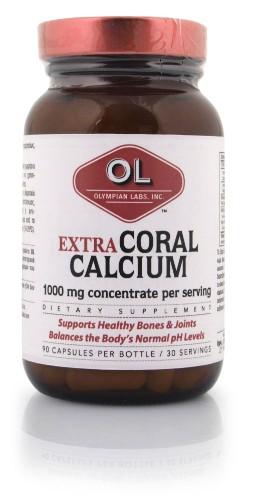 EXTRA CORAL CALCIUM 90 CAPS