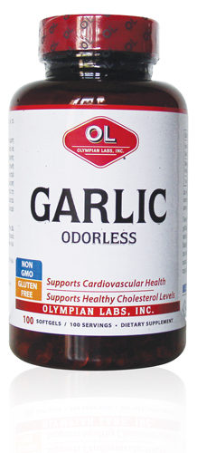 GARLIC-ODORLESS