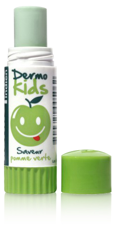 levres-Dermokids-stick-pomme
