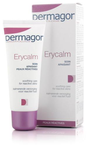 Dermagor Erycalm Crème & Lotion - Εξαφανίζουν τους ερεθισμούς σε πρόσωπο και σώμα