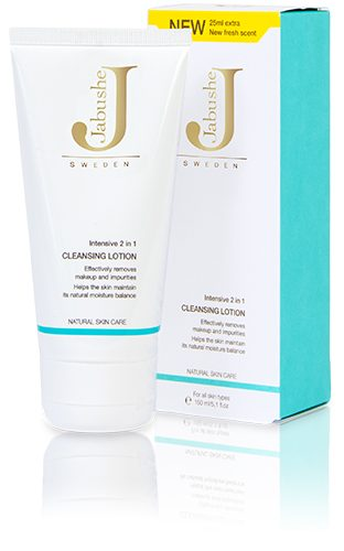 JABUSHE CLEANSING LOTION NEW+REFLECT