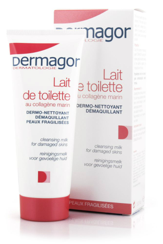 LAIT DE TOILETTE AU COLLAGENE 100ml