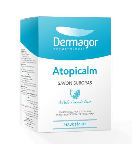 Dermagor Atopicalm Savon Surgras_001