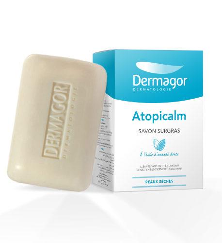 Dermagor Atopicalm Savon Surgras_002
