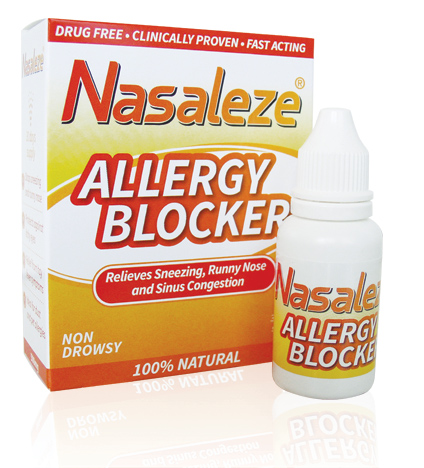 Nasaleze-allergy